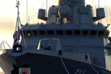 Karakurt-class Corvette 'Odintsovo' Commissioned with Russia's Baltic fleet – Part 1