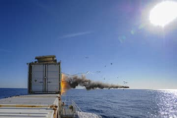 MBDA completes qualification firing trials of the Sea Venom/ANL missile