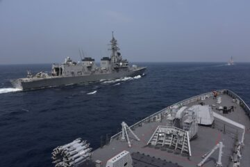 Navies from India, Japan, Australia & USA Team Up for MALABAR 2020