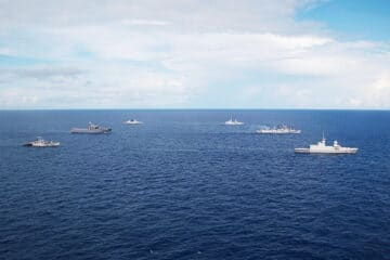 Republic of Singapore, Indian navies complete SIMBEX exercise