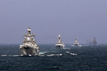 Russia Could Cooperate with China in the Naval Field to Achieve Parity with the West – Part 1