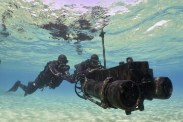 BlueZone partners with SUEX for delivery of Diver Propulsion Vehicles to Australia & New Zealand