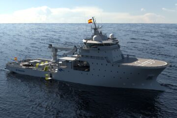 Spanish Navy finally getting new BAM IS submarine rescue ship