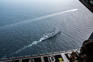 Swedish and US Navies conduct bilateral drill in Baltic Sea