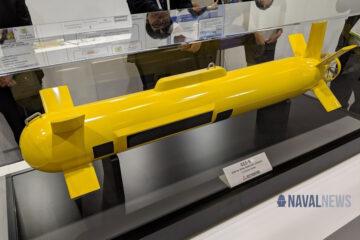 Thales to Deliver SAMDIS Sonar for JMSDF's OZZ-5 UUV