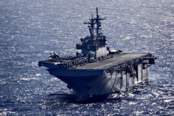 U.S. Navy awards $197 million contract to BAE Systems for USS Wasp modernization