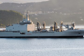 OCCAR signs contract for LSS Vulcano technical modifications