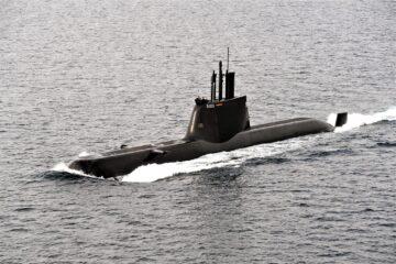 Hellenic Navy Signs Heavyweight Torpedo Deal with Atlas Elektronik