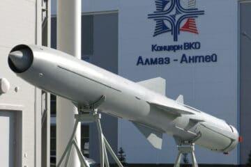 Russia's Yasen-M class Submarine Kazan test-fires Oniks missile