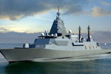 Australia's Hunter-class frigate program enters prototyping phase