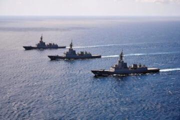 Ultra to Support Australian Air Warfare Destroyer' Sonar Systems