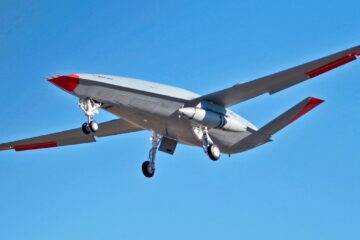 Boeing's Autonomous MQ-25 Completes First Test Flight with Aerial Refueling Store