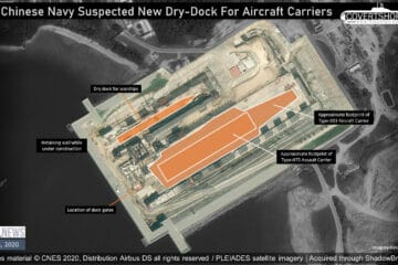 Beijing Upgrading Naval Bases To Strengthen Grip On South China Sea