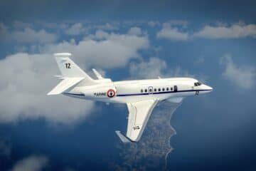 Thales to Equip French Navy's Falcon 2000LXS Albatros Aircraft