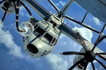 French E-2D Advanced Hawkeyes to Feature Aerial Refueling Capability