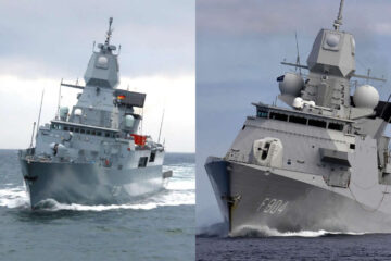Germany and the Netherlands Joining Forces for F-124 / LCF Frigate Replacement