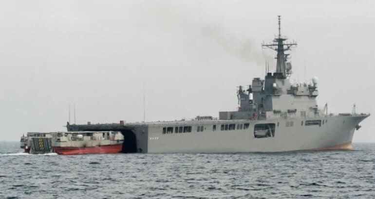 JMSDF, US Navy and French Navy Planning a Combined Amphibious Exercise