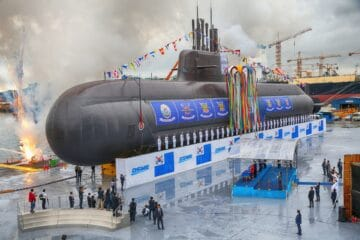 ROK Navy KSS III submarine program reaches another milestone