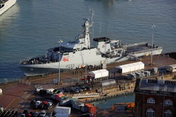 Royal Navy commissions 4th Batch 2 River-class OPV