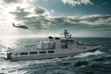 Saab to equip Bulgarian Navy's new Multipurpose Modular Patrol Vessels
