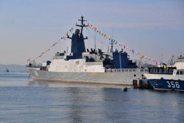 Russian Ministry To Expand The Capabilities Of Project 20380 Corvettes with UUVs