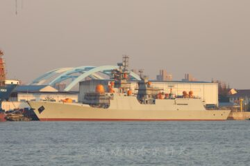 Type 054 A/P Frigate For Pakistan Navy to Feature New Radar Configuration