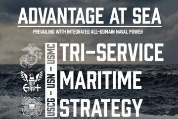 US Navy, Marine Corps, Coast Guard Release Maritime Strategy