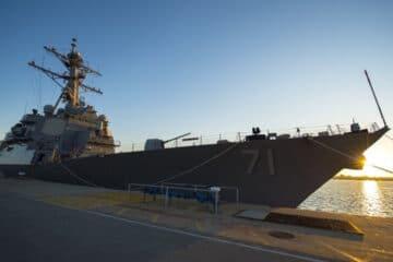 Navantia secures US Navy destroyers maintenance contract