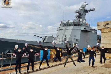 HHI Delivers 2nd Jose Rizal-class Frigate to Philippine Navy Ahead of Schedule