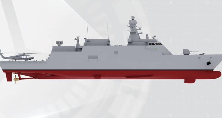 Ada-class corvette