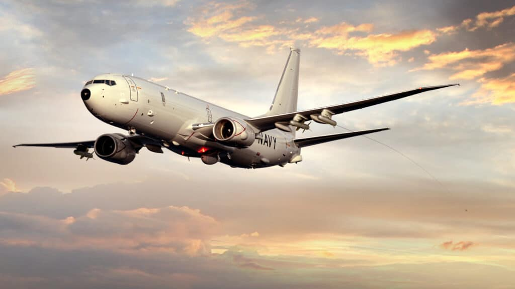 BAE Systems to Demo pod-mounted towed decoy RFCM for U.S. Navy P-8A Poseidon