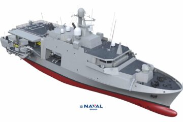 Thales to Supply NS50 Radars for Belgian and Dutch Next Generation MCM Vessels