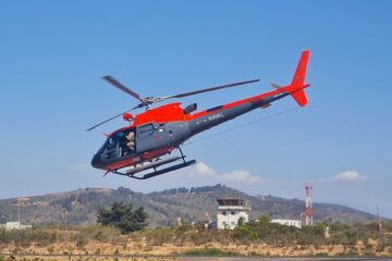 Chilean Navy received first of five H125 helicopters