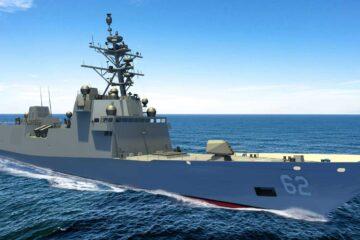 Constellation-class Program update, the future Frigate of the U.S. Navy