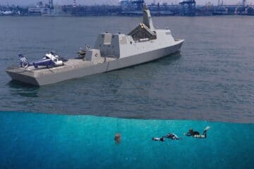 DSIT's Portable Diver Detection Sonar supplied to NATO country