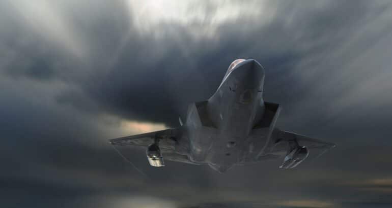 F-35 LRASM Lockheed Martin