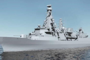 MLU of Turkish Navy's Barbaros-class frigates Passes Critical Design Phase