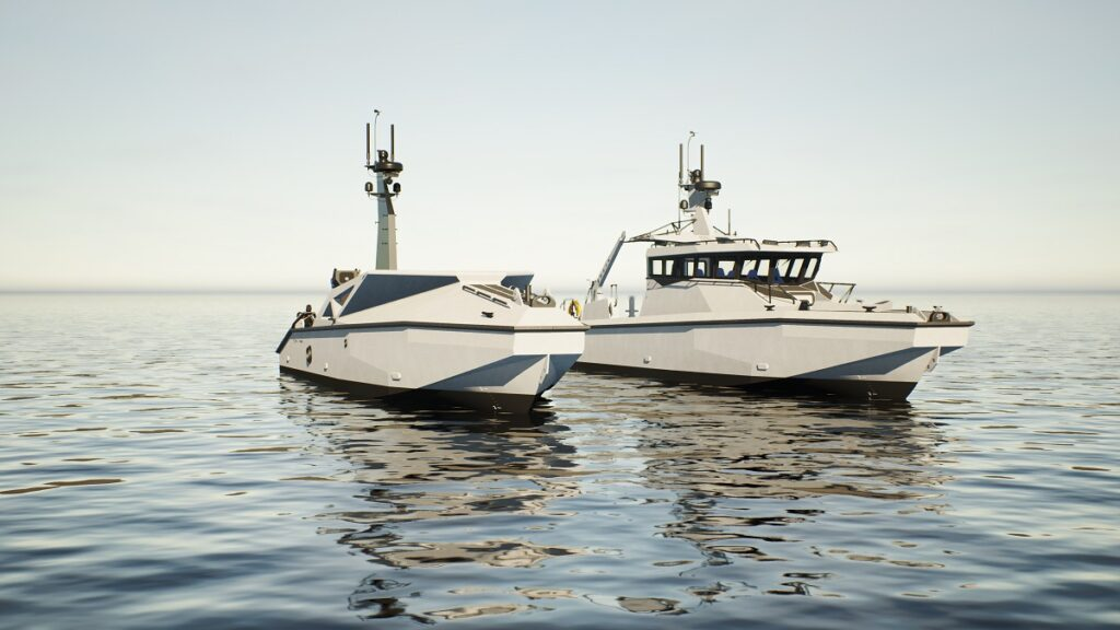 Metal Shark Developing Long Range USV for the U.S. Marine Corps