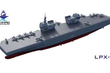 South Korea Officially Starts LPX-II Aircraft Carrier Program