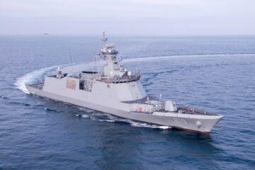 ROK Navy Commissions Second Daegu-Class FFX Batch II Frigate