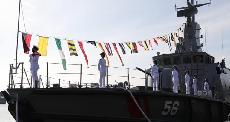 Republic of Singapore Navy Stands Up New Maritime Security and Response Flotilla