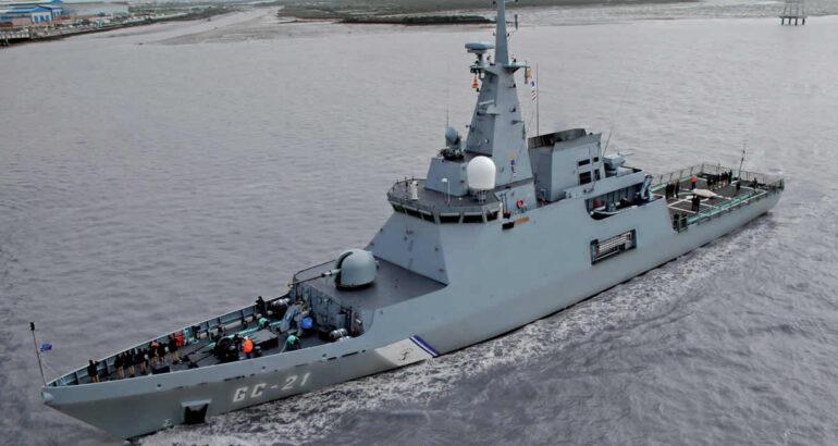 Royal Moroccan Navy Orders OPV from Spain's Navantia