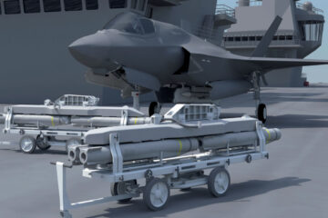 SPEAR3 mini-cruise missiles to provide ASUW capability to British F-35B