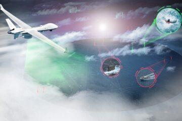 Seaspray AESA Maritime Radar to be Integrated on MQ-9B SeaGuardian