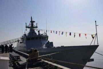 Second Littoral Mission Ship 'Sundang' Handed Over To Royal Malaysian Navy