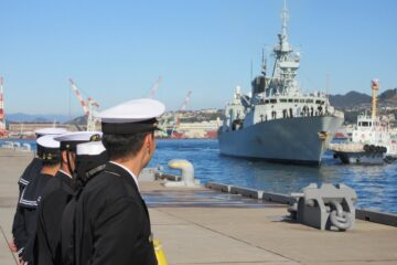 Interview: The Royal Canadian Navy's Role in the Indo-Pacific Region