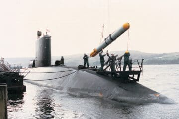 UK invests US$315 million in Royal Navy torpedoes maintenance uplift