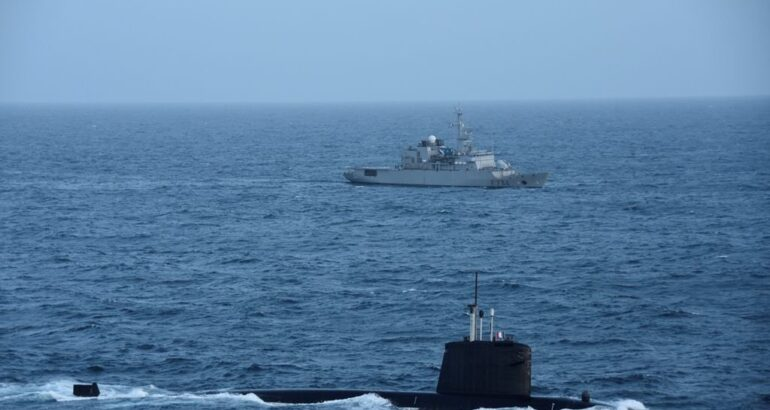 A French Navy SSN Patrolled the South China Sea