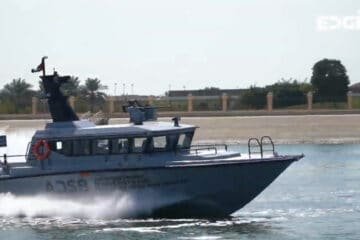 ADSB Unveils First UAE-Made 16m and 12m Fast Patrol Boats