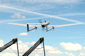 Airbus to Supply 'SMDM' Aliaca fixed-wing UAV to the French Navy